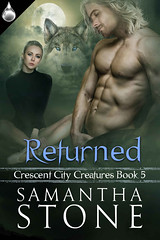 Returned (CoverReveals) Tags: paranormal romance vampires werewolves fae witches fantasy urbanfantasy