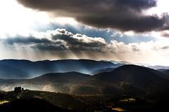 Die Nordvogesen im Herbst (hardy-gjK) Tags: landscape paysage landschaft vogesen elsass alsace berge hills mountains montagne autumn herbst light nikon 35mm vosges