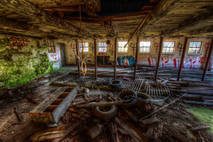 (Noah L☮VE J☺Y) Tags: noose hdr abandoned hang hanging
