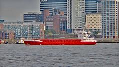CEG Cosmos (GI) (Kay Bea Chisholm) Tags: guineagap seacombepromenade wallasey liverpool rivermersey ship generalcargo cegcosmos