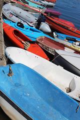 Indian Summer (skipmoore) Tags: sausalito kayaks skiff boats