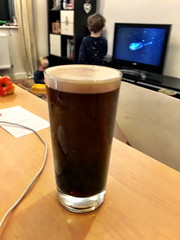 A Pint of Guinness (RobW_) Tags: guinness pint tooting london england saturday 19nov2016 november 2016 diaryphoto mdpd2016 mdpd201611