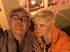 Waiting for Trick or Treaters (Debra van Hulsteyn) Tags: frontporch love happyhalloween