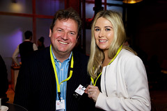 """Philip McCabe,Nestle and %0AAilis Hickey, Kantar Millward Brown. • <a style=""""font-size:0.8em;"""" href=""""http://www.flickr.com/photos/59969854@N04/30498696752/"""" target=""""_blank"""">View on Flickr</a>"""