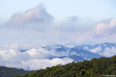 Smoky Mountains (isaac.borrego) Tags: uploadedviaflickrqcom mountains peaks clouds sky blueridgemountains appalachianmountains greatsmokymountains nationalpark northcarolina canonrebelt4i
