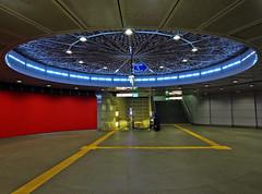 UFO - Landing (dolorix) Tags: dolorix architektur architecture ubahn underground kln cologne ufo