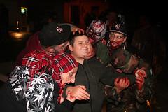 Si mangia!!! (cicciobaudo) Tags: zombie zombiewalk codigoro cosplay