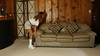 Laney in Knee Socks & Khaki Shorts (Fanta_Productions) Tags: socks kneesocks kneehighsocks kneesocksandsneakers poloshirt khakishorts sockfetish sneakerfetish