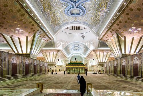 Mausoleum van Imam Khomeini