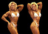 Valentina Chepiga, 1.MW at Jan Tana 2000 (thermosome) Tags: fbb female bodybuilding posing muscle
