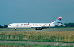 F-GCVK (@Eurospot) Tags: fgcvk caravelle airinter blagnac toulouse