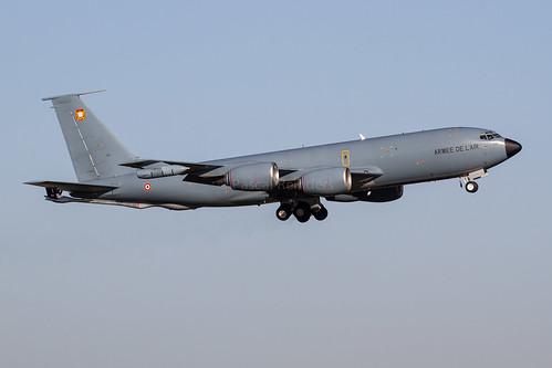 French Air Force / C-135R / 735/93-CG / GRV 02.091