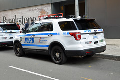 NYPD CRC  5003 (Emergency_Vehicles) Tags: critical response command new york police alpr lpr anpr