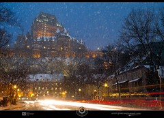 Snowy castle DRI...Explored 27/11/2016 #483 (jean271972) Tags: qubec canada ville city nuit night lumieres lights neige snow snowfall hiver winter chateaufrontenac frontenaccastle vieuxqubec villedequbec oldquebec buildings edifice architecture dri jean271972 jeansurprenant heurebleue bluehour capitalenationale digitalblending street rue pixelistes