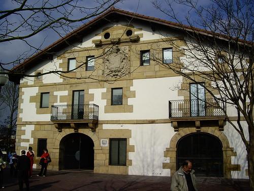 Albergue de Irún (7-4-2007)