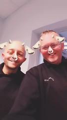 Ethos Life 5 (2) (Worcestershire UK) Tags: ethosenergy ethos workshop banter workmates sheep goat peteashfield roberthemming