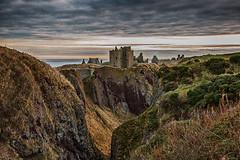 Dunottar morning (jmachoo) Tags: dunottar castle stonehaven scotland morning sunrise scenic landscape tourism