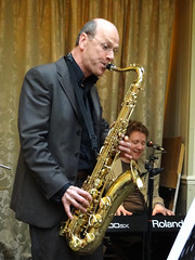 Andy Nicholls (unclechristo) Tags: chrisconway harboroughjazz