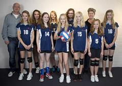 2011 Meisjes C2 - Trs. Fokke Meijer en Joke Espeldoorn