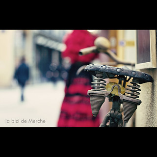 la bici de Merche (la de Cuéntame...)