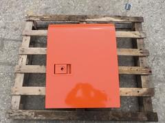 HITACHI ZX70 / ZX80 CAB SIDE REAR DOOR. (webmanagementconsultants) Tags: door cab side rear hitachi zx80 zx70