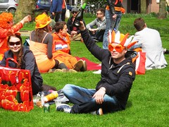 queens day 2013 amsterdam - j  (169) (mike opperman) Tags: jamesdean mikeopperman