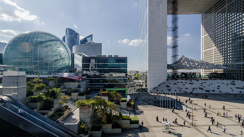 Paris | La defense
