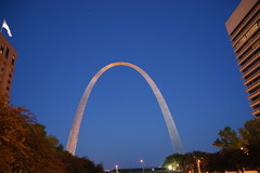Gateway Arch (SpeedyJR) Tags: evening arch missouri gatewayarch stlouismo speedyjr