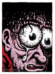 R. Crumb Trading Cards - The Desperate Character (oerendhard1) Tags: art robert illustration comics underground cards comic drawing humor cartoon collection desperate trading comix characters crumb rcrumb stripverhaal undergroundcomics stripfiguur oerendhard thedesperatecharacter