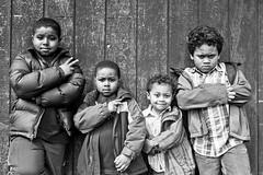 The Too Cool For School Gang (espressoDOM) Tags: portrait bw blackwhite dj dash dashiel boyslife kiddo2 meuswe mykiddos djdash kiddo1