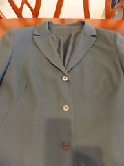DEBENHAMS GREEN JACKET SIZE 18-20 - EBAY (thank_you_vb) Tags: women ebay auction clothes thankyouvb