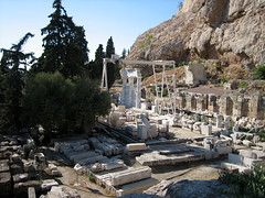 116 - Rebuilding a temple (Scott Shetrone) Tags: other events places athens parthenon greece monuments acropolis 5th anniversaries