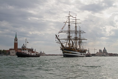 Amerigo getting moved