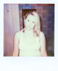 Caitlin. 2012. (freedomflash) Tags: portrait caitlin polaroid instant impossible