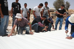 Israel is preparing for Prawer- Begin plan by Destroing 18 homes in the village of Atir, Beduins go to protest in the city of Rahat calling for a Bedouin Resistance (Tal King Photographer) Tags: israel bedouins occupation iof ethniccleansing bedouinvillage naqab jnf prawer homeevictions elaraqib bedouinvillages demolishens prawerbegin homedemolishens bedouinstrugle