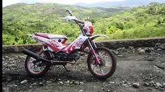 Ako at ang Kabayo ko (macarhign) Tags: road honda ride surigao xrm dinagat raugh xrm125 xrmmotard xrmoffroad raughroad