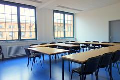 Klassenzimmer Tiergarten Treff (iik_fotos) Tags: berlin juni räume neue 2013 trainingszentrum ackerstrase berlinerid