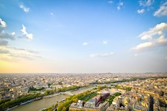 Paris (. Marzo | Photography .) Tags: city sky holiday paris france seine skyline cityscape hdr gettyimages cityskyline cityview parisview seineriver cityclouds parishdr