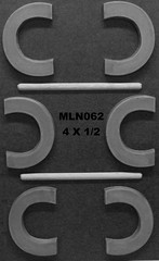 MLN062 (Chocolate Concepts) Tags: chocolate c letters number numbers letter mold