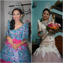(Sta. Maria Salome - Ochoa Family) Tags: flowers flores festival de costume philippines may constantine national elena filipino crown mayo moa rizal procession tradition pilipino pinoy terno filipinas pilipinas reyna philippine binangonan uzan emperatriz libid
