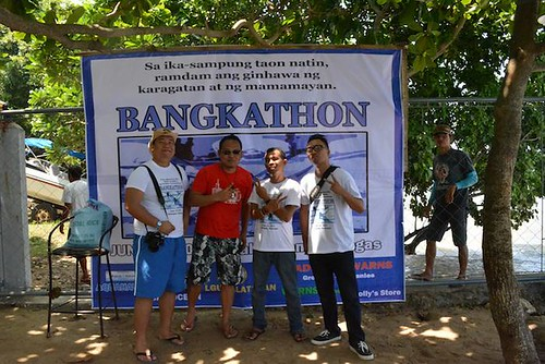 10th Bangkathon 2013 in Calatagan, Batangas
