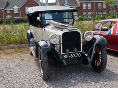 BF 6270  1924  Dodge Four Tourer (wheelsnwings2007/Mike) Tags: four dodge bf 1924 tourer 6270