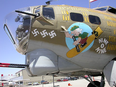 "B-17G Flying Fortress (2) • <a style=""font-size:0.8em;"" href=""http://www.flickr.com/photos/81723459@N04/9231122360/"" target=""_blank"">View on Flickr</a>"