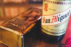 San miguel and a gold bar (Johann Fredrik Nery) Tags: street photography fuji philippines finepix fujifilm greenbelt makati everyday fredrik johann cerveseria nery caudal x100s fujifilmph