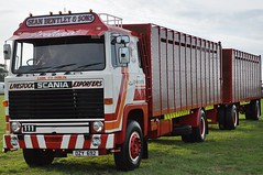 [IRL] Sean Bentley & Sons Scania 111 OZY 692 (truck_photos) Tags: