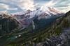 THE MOUNTAIN (posthumus_cake (www.pinnaclephotography.net)) Tags: mountains zeiss sunrise washington northwest alpine mountrainier rainier pacificnorthwest wa pnw ze distagon carlzeiss distagont2821