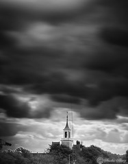 Cloudy Den Helder (Studio Skwit) Tags: city blackandwhite test black holland art blancoynegro blanco church netherlands dutch clouds wow studio blackwhite crazy google cool nikon flickr noir zwartwit negro nd learning steven xxx try tamron blanc facebook hoya denhelder wooow blancetnoir ndfilter twitter startcafe d3100 skwit studioskwit stevensquid