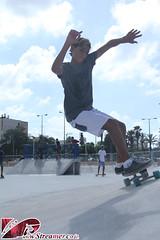 IMG_6062 (Streamer -  ) Tags: girls friends fall israel jump skateboarding wheels pipe young vert teen skatepark half skateboard  grind streamer      ashkelon     ashqelon