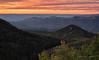 Sunset on the Mesa (Amy Hudechek Photography) Tags: trees sunset mountain colorado desert grandmesa happyphotographer amyhudechek