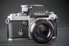 Nikon F2 Photomic (vtom61) Tags: nikon nikkor nikonf2 nikonf2photomic nikkor50mm14